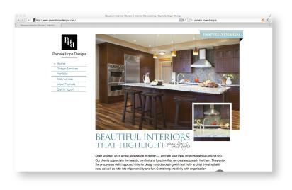 Inbound Marketing Agency Helps Houston Interior Design Firm Launch A New Web
