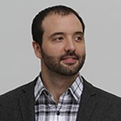 Author Daniel Vaczi, Director of New Business