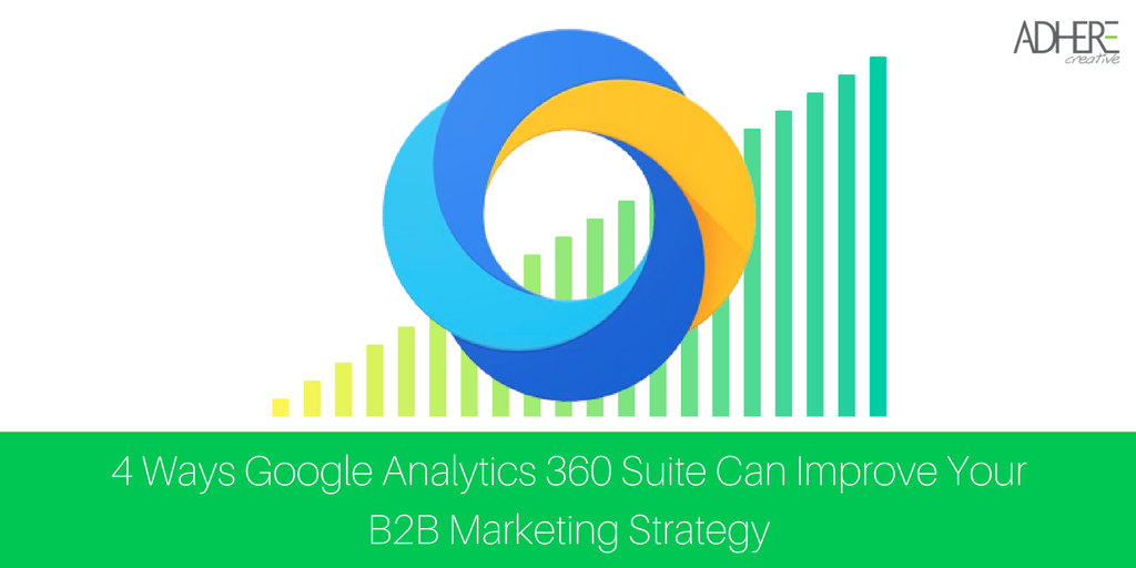 4Ways Google Analytics 360 Suite Can Improve Your B2B Marketing Strategy