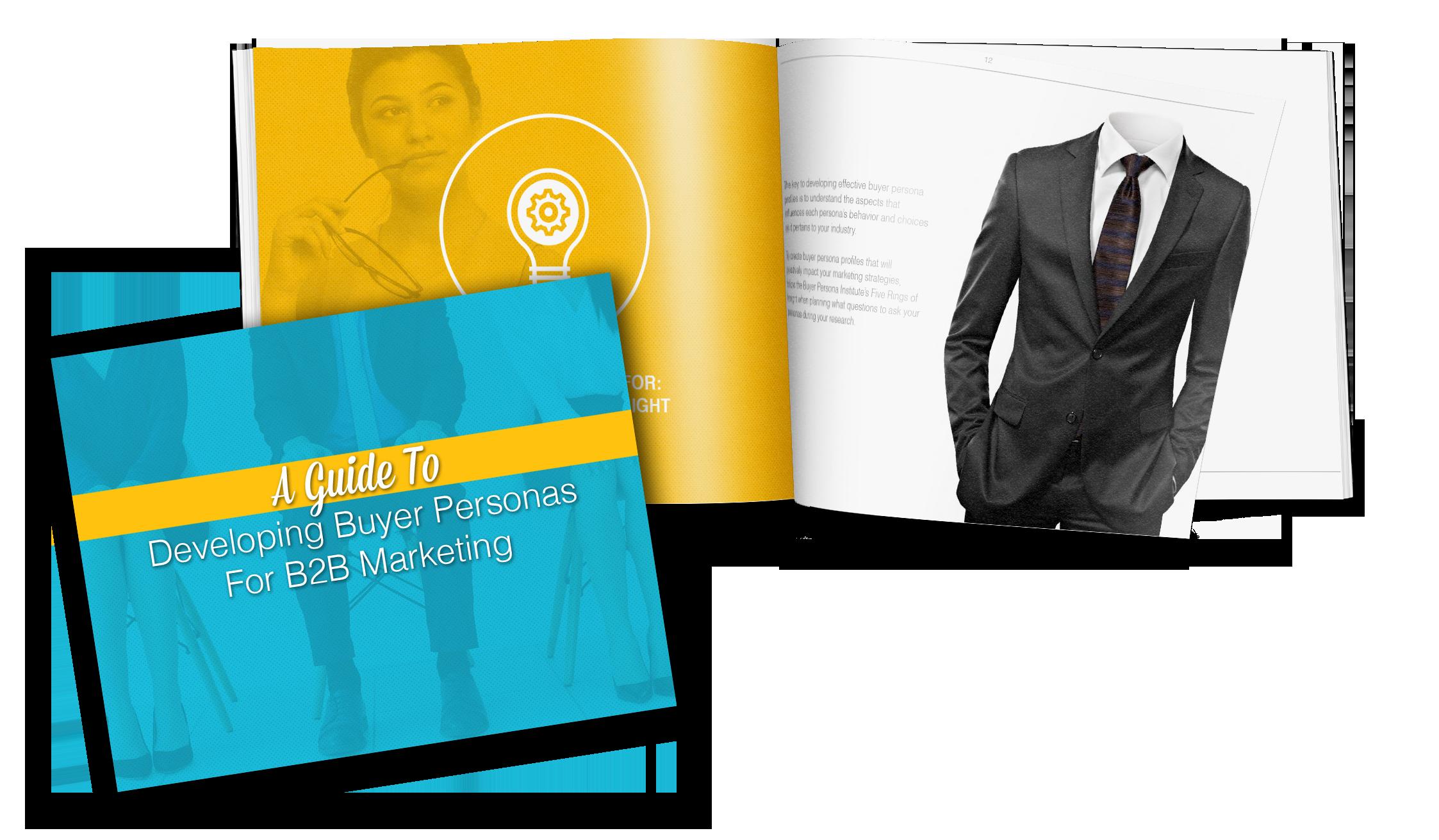 Buyer Personas For B2B Marketing