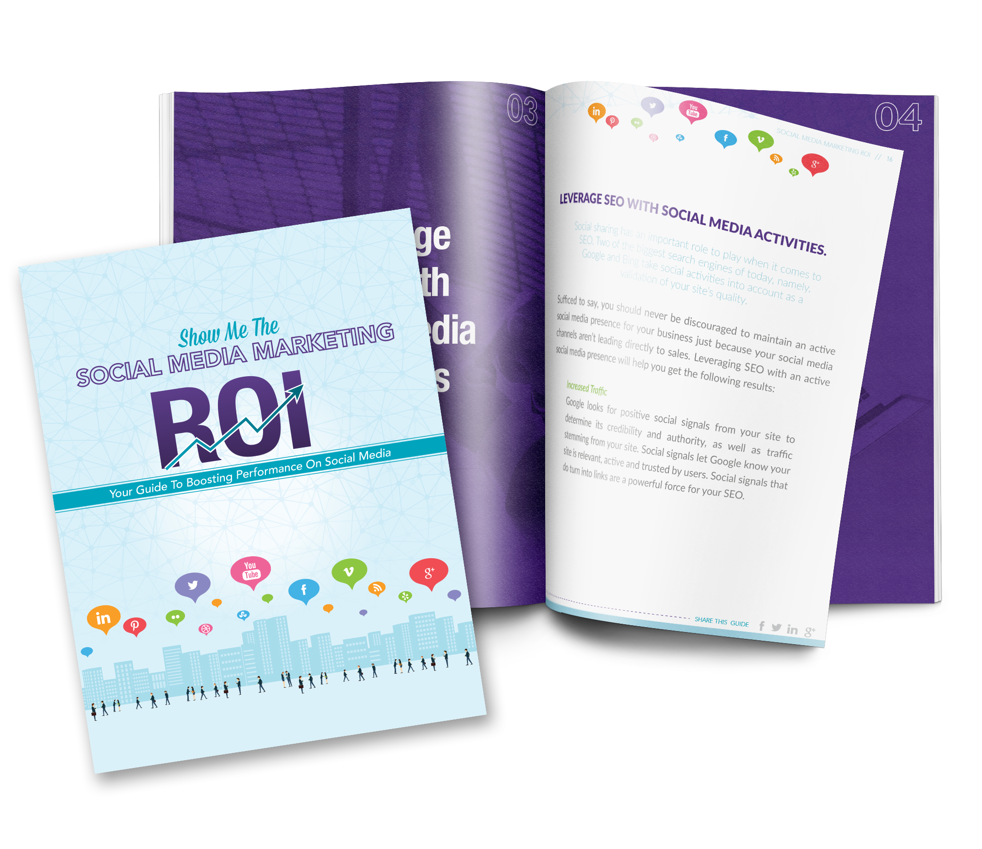 Social Media Marketing ROI Guide