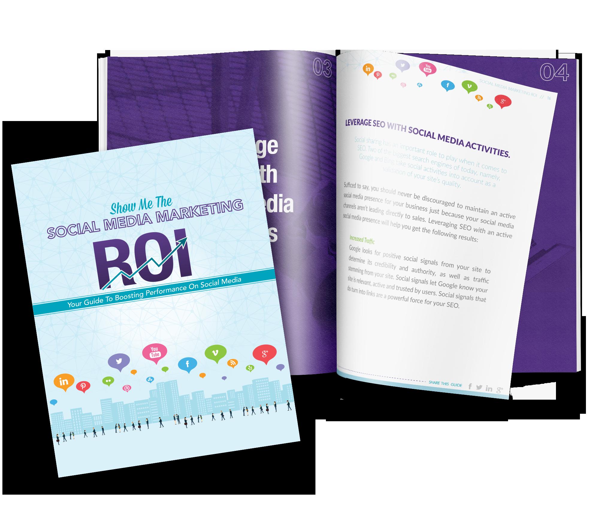 Social Media Marketing ROI Guide